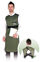 简易型单面防护衣 C102