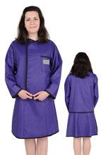 长袖双面分体套裙标准粘扣型 C321