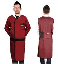 长袖双面连体防护衣标准粘扣型 C221