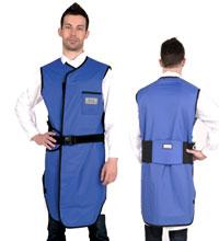 无袖双面连体防护衣标准粘扣型 C201
